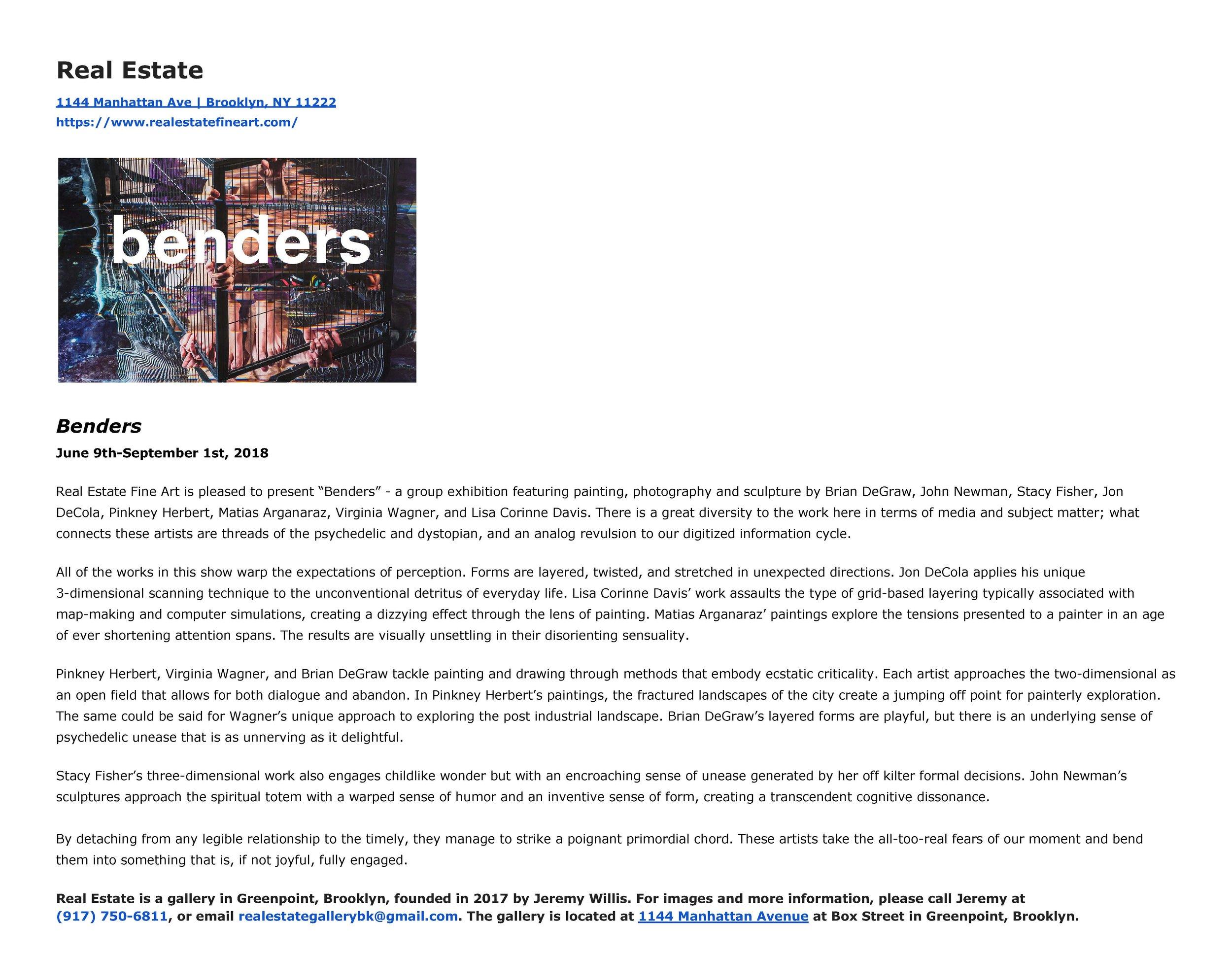BENDERS PRESS RELEASE.jpg