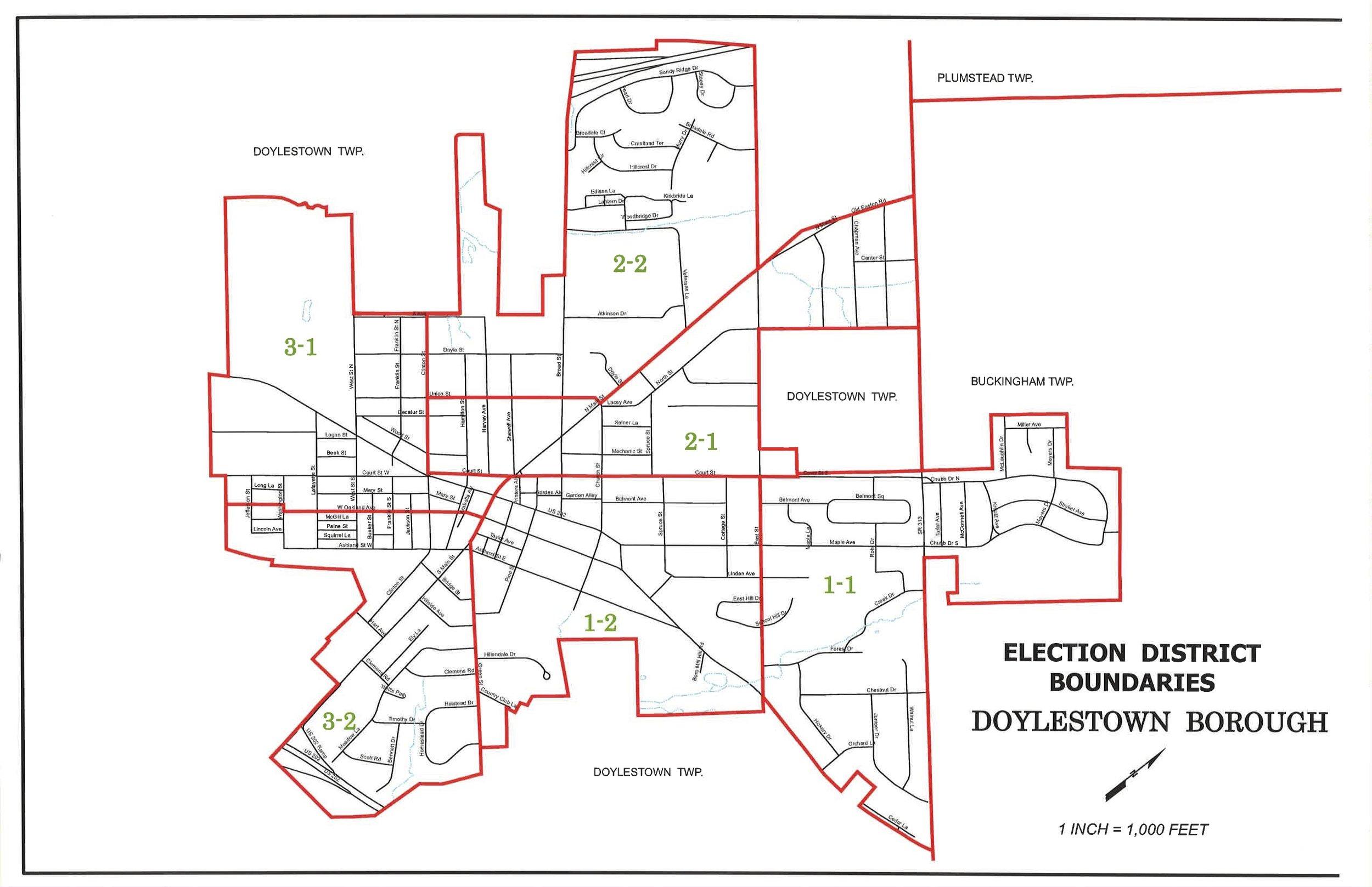 DoylestownBoroughElectionDistricts.jpg