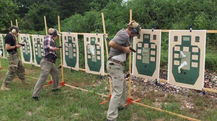 As for the class itself, it was slightly more advanced than beginner, and easy to keep up for the most inexperienced shooters that attended. The pace was consistent and focused, no one got left behind or felt rushed. One of the aspects I appreciated the most was the class ratio; there was one primary instructor and one secondary instructor. An observer was in the rear of the class waiting for his part to begin later that day. This ratio was about 6:1, which over the years has in my opinion worked out to be the best possible ratio for both instructors and students to get the most out of the class as possible.