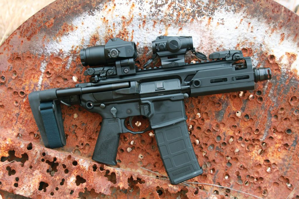 SIG Sauer's thought process with the MCX Rattler was to create a lightweight, simple-to-operate weapon that was eminently adaptable to user needs. The Rattler proves there is no need to turn to exotic PDW calibers.