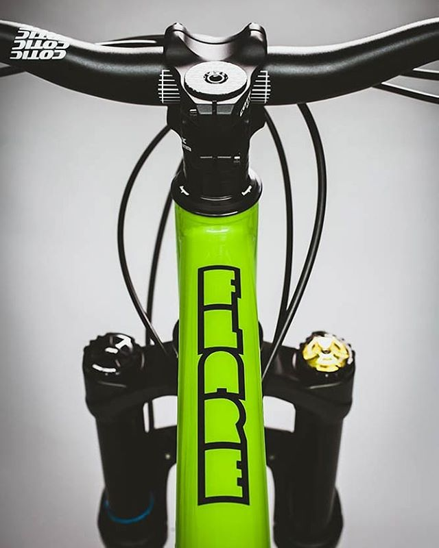 """A big congrats to @coticbikes who have won """"best bike under £4500"""" at the @singletrackmag reader awards with the Flare!  It's been a pleasure to build these frames for the guys in Sheffield and it's great to see that their hard work on the bike has paid off.  #cotic #coticflare #designedinsheffield #madeintheuk #mtb #650b #steelisreal #steelisrealmtb #trailbike"""