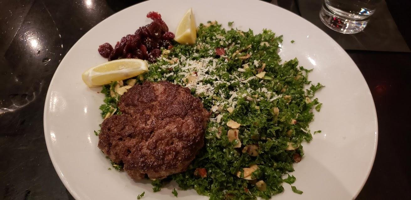 Sidebar's Chopped Kale Salad