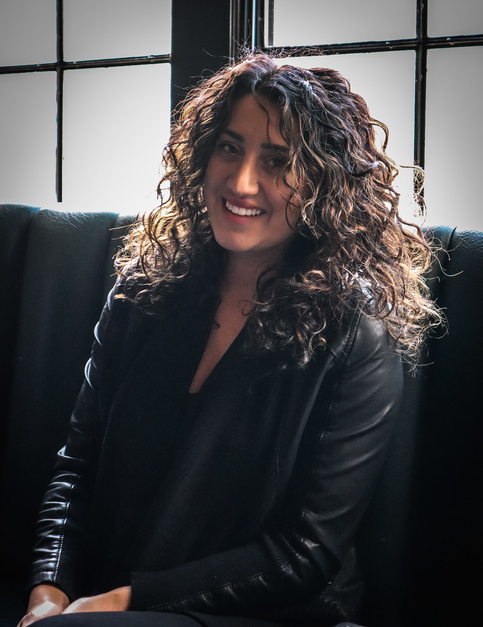 Ashleigh Moraga, Events Director