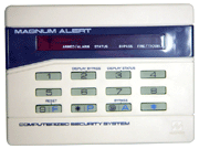 Napco Magnum 1000 Keypad – 90's