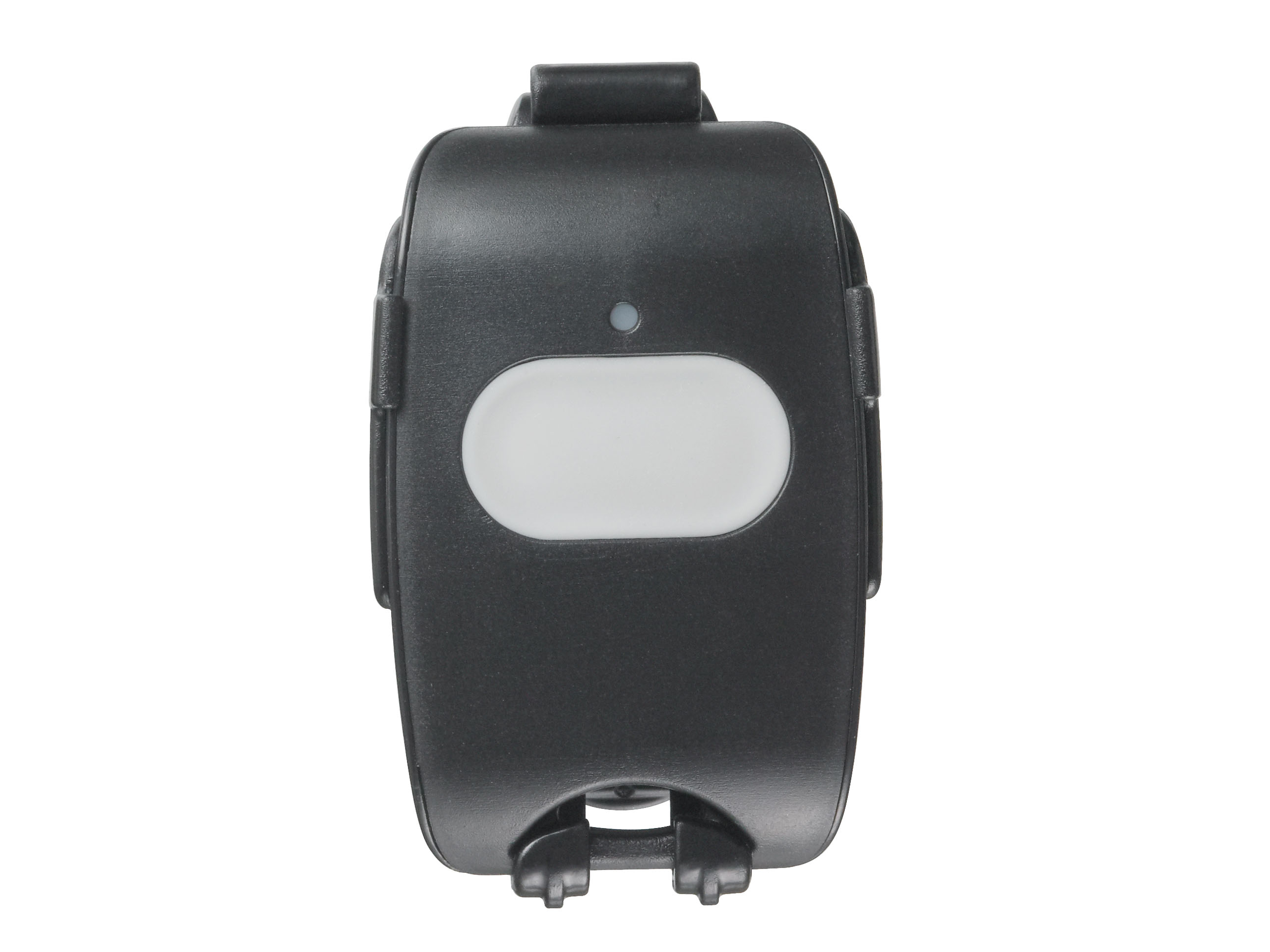 Medical / Panic pendant with a range of 150 ft. used for home security systems offered by NCA Alarms Nashville TN