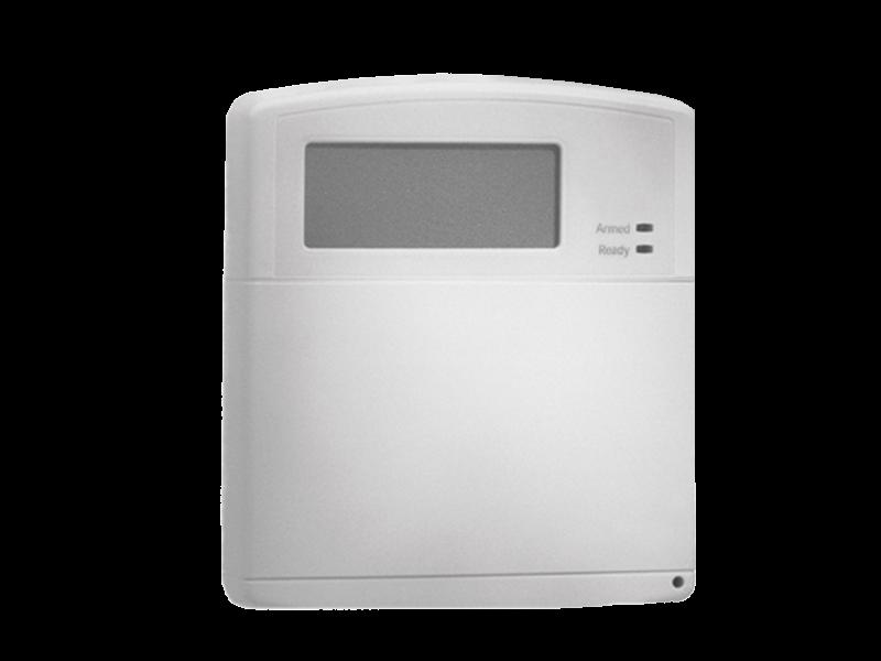 GE Concord Expess LCD Keypad alarm system - NCA Alarms Nashville TN