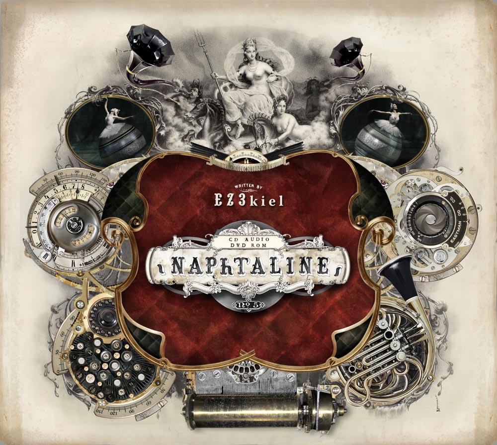 NAPHTALINE - → CD/DVD - EZ3kiel