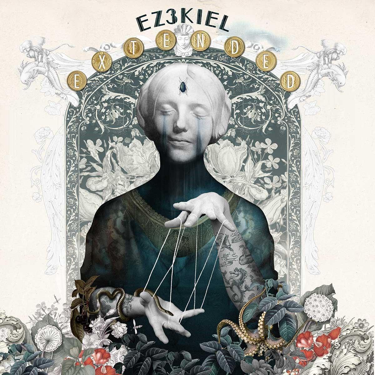 NAPHTALINE EXTENDED - → Vinyle - EZ3kiel