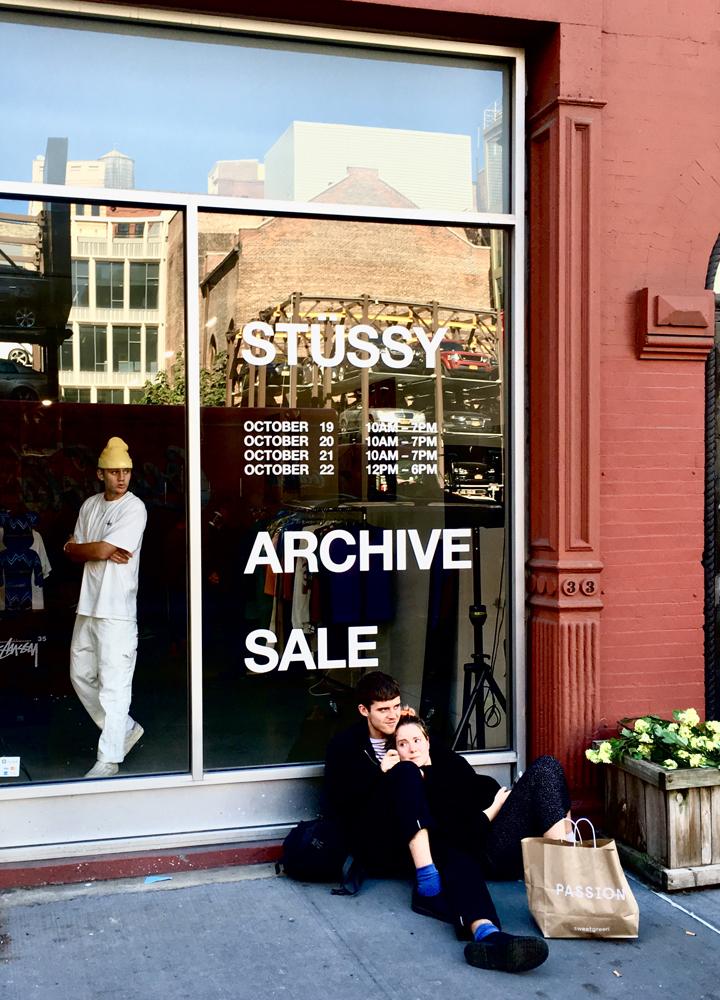 Stussy Archive Pop-Up -