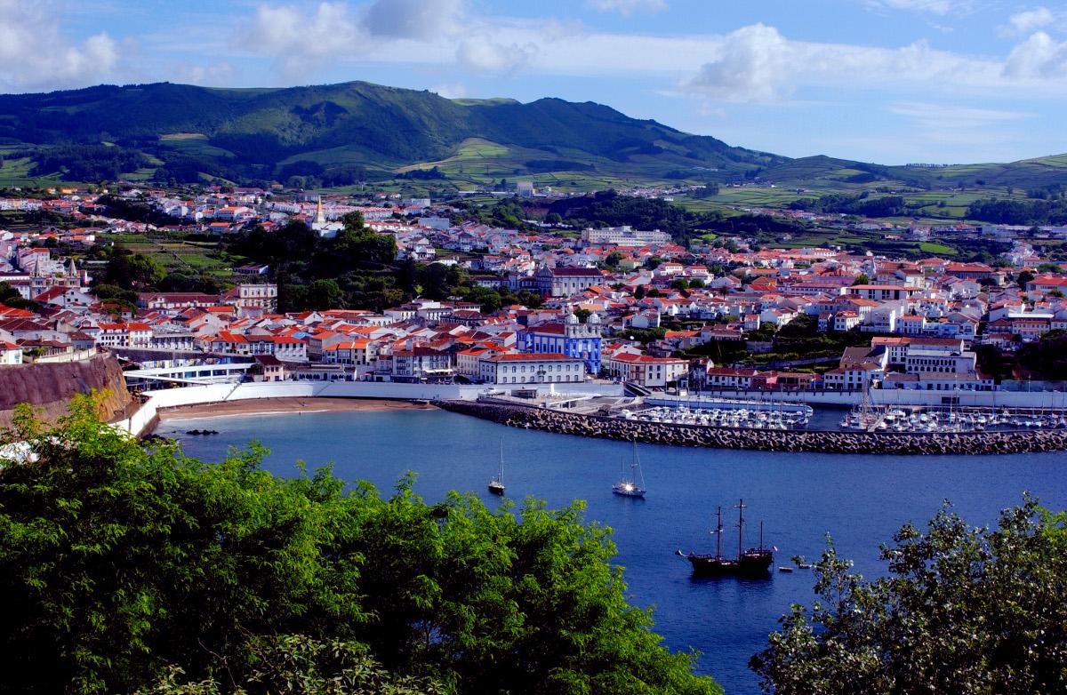 Angra do Heroísmo - Terceira Island, Azores