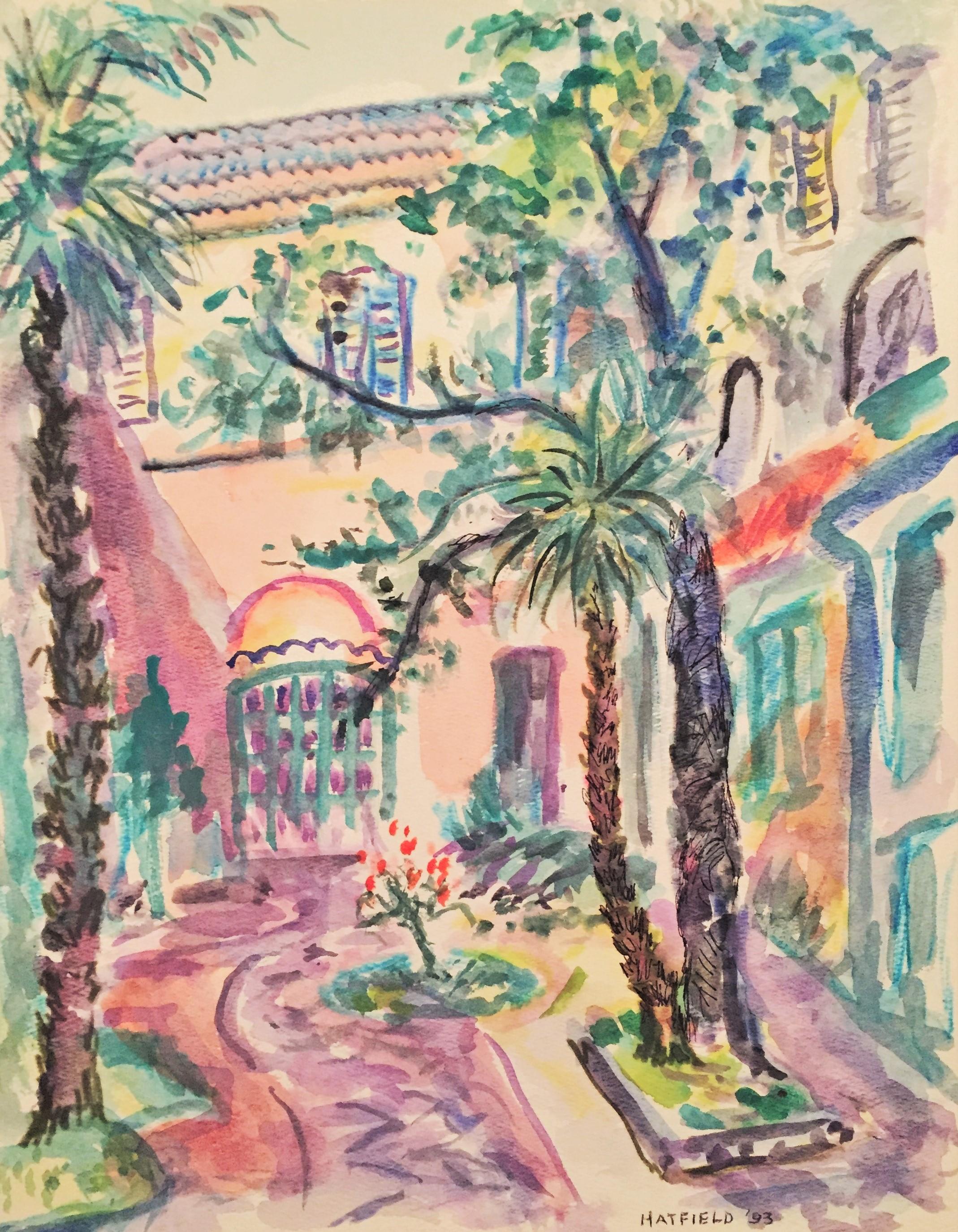 Studio in Aix-en-Provence, 1993  .jpg