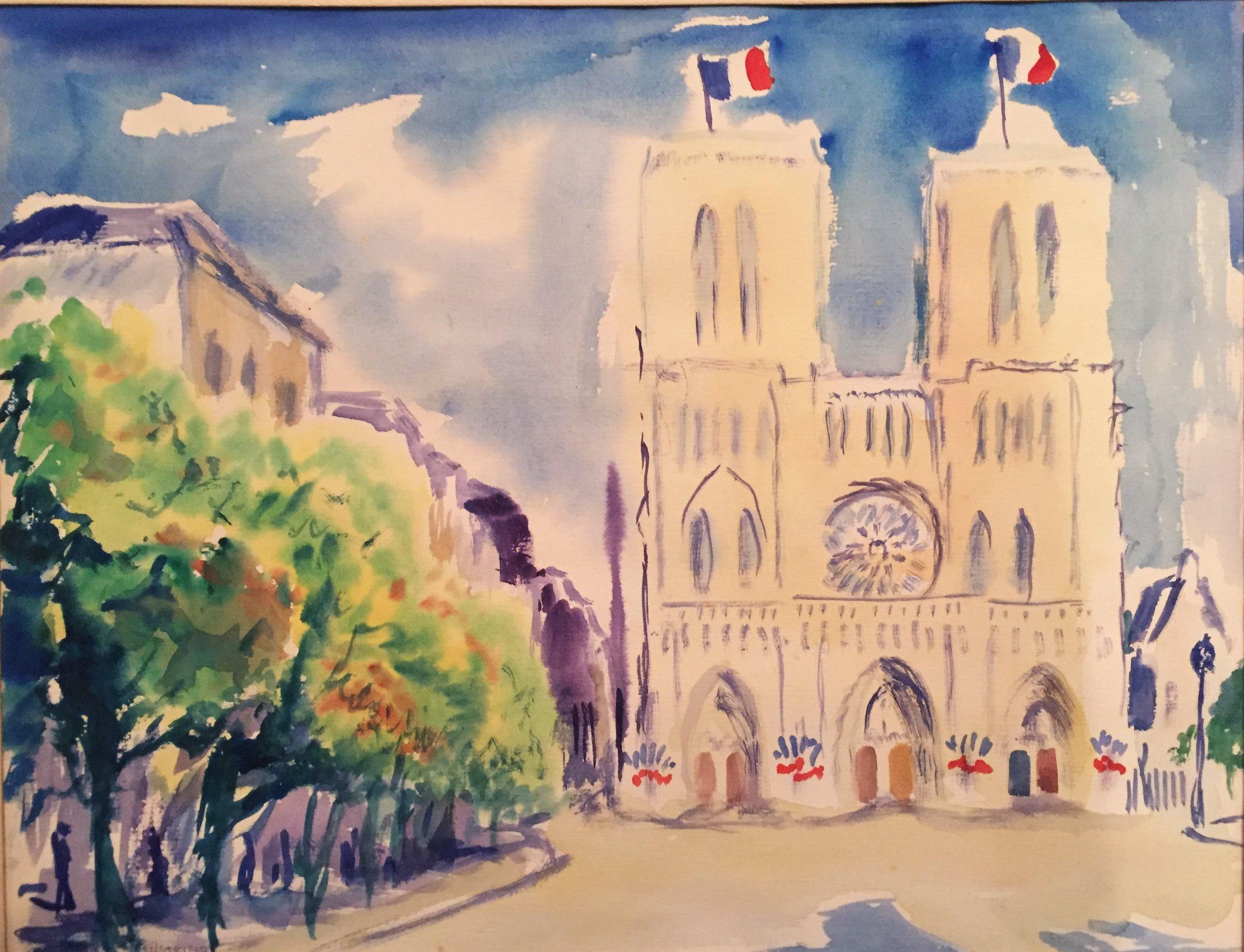 Notre Dame de Paris, c.1969 .JPG