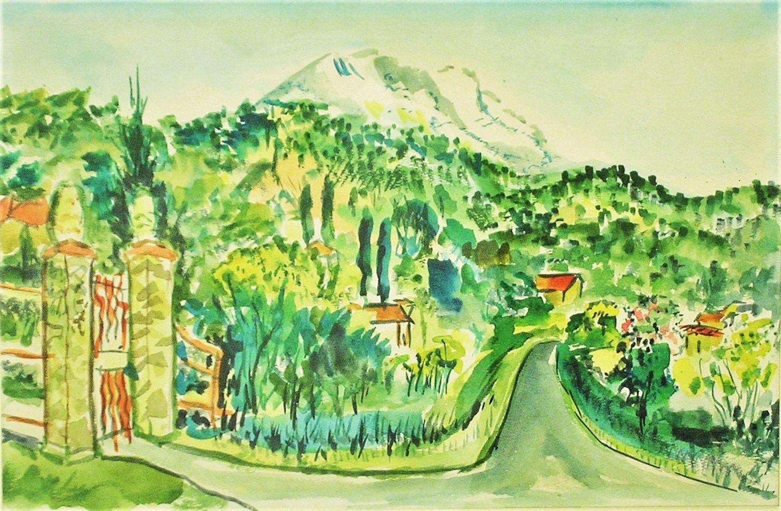 Mont St Victoire, 1969 .jpg