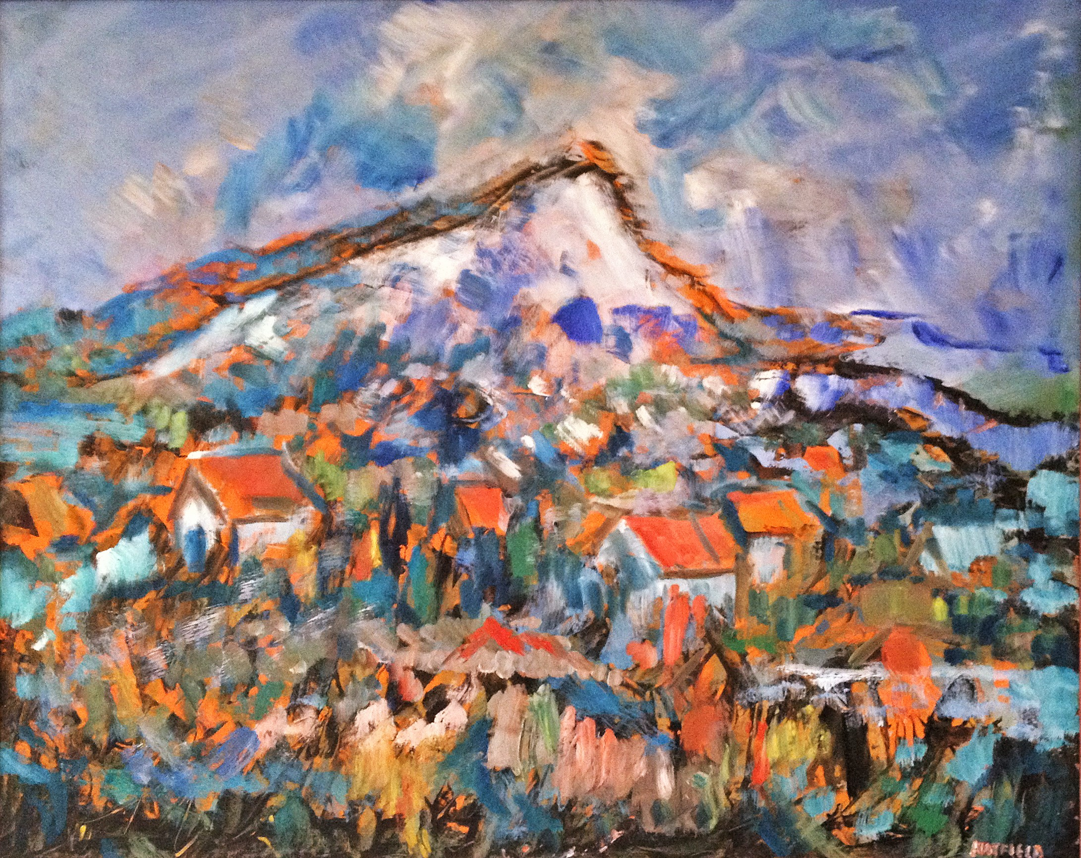 Mont St Victoire, .jpg