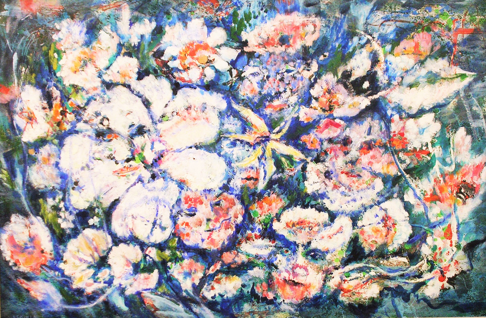 Flowers with Faces, c.1986 .jpg