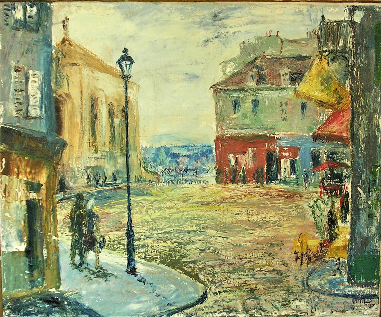 Place du Tertre, Paris, 1967 .jpg