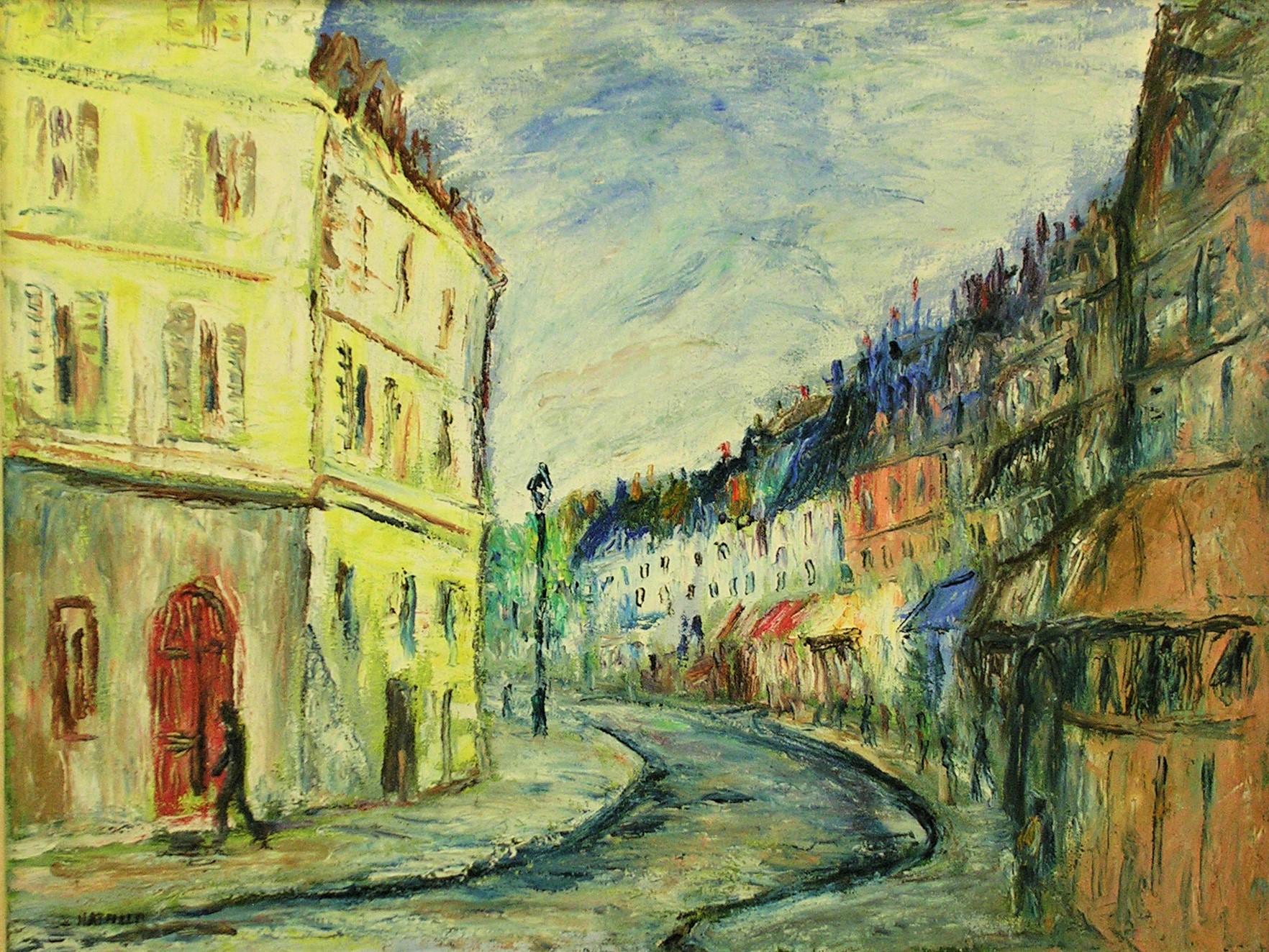 Van Goghs House, Paris, c.1966 .jpg