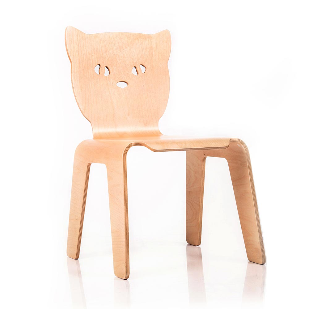 "Bloom Chair ""Creature-Cat"""