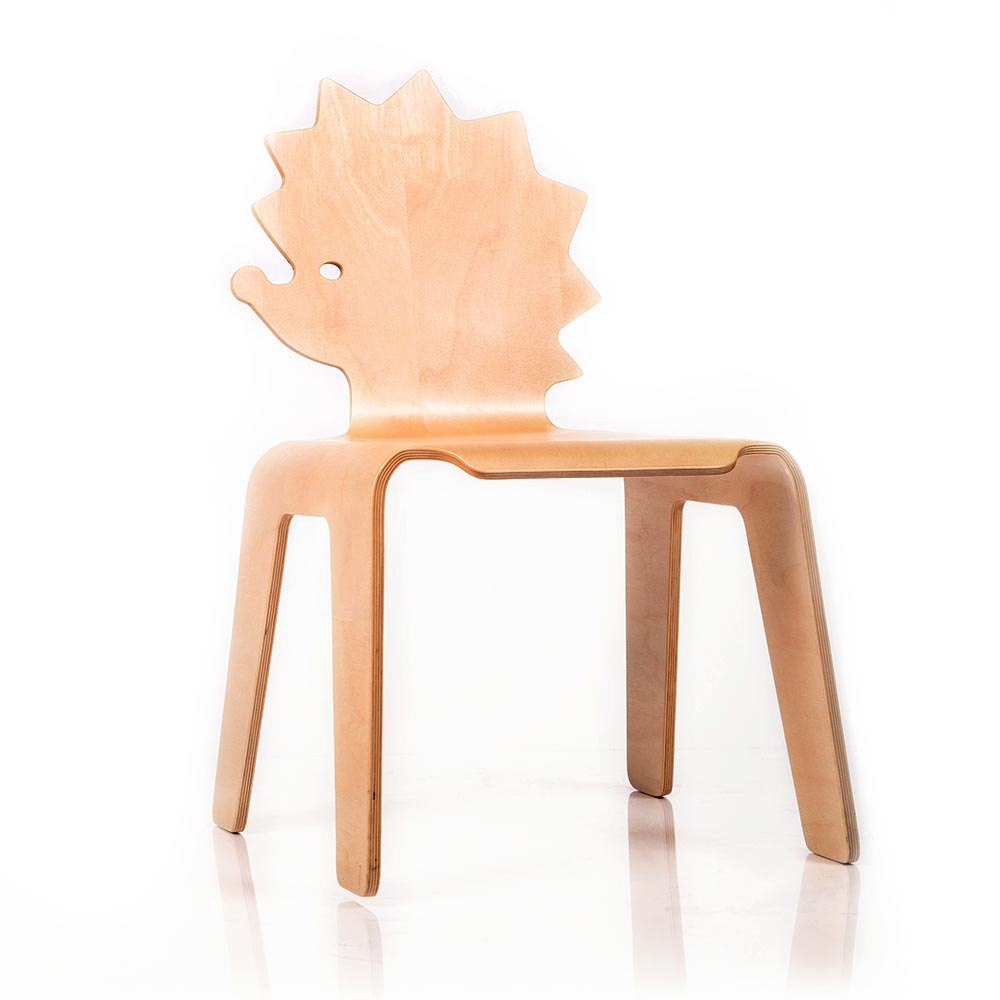 "Bloom Chair ""Creature-Hedgehog"""