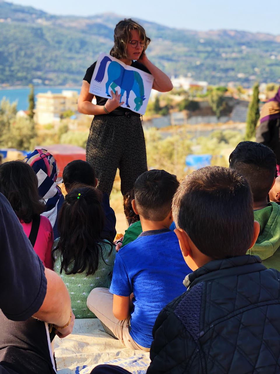 Our Mission - Samos Volunteers provides psychosocial support, combating boredom and instilling a sense of normality in the life of people living in the camp. We are determined to remain on Samos until refugees no longer need our support.Learn More