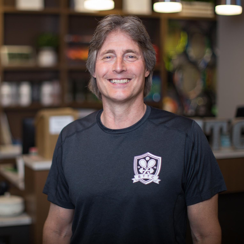 Doug Robertson    BIO   Owner & Tennis Player