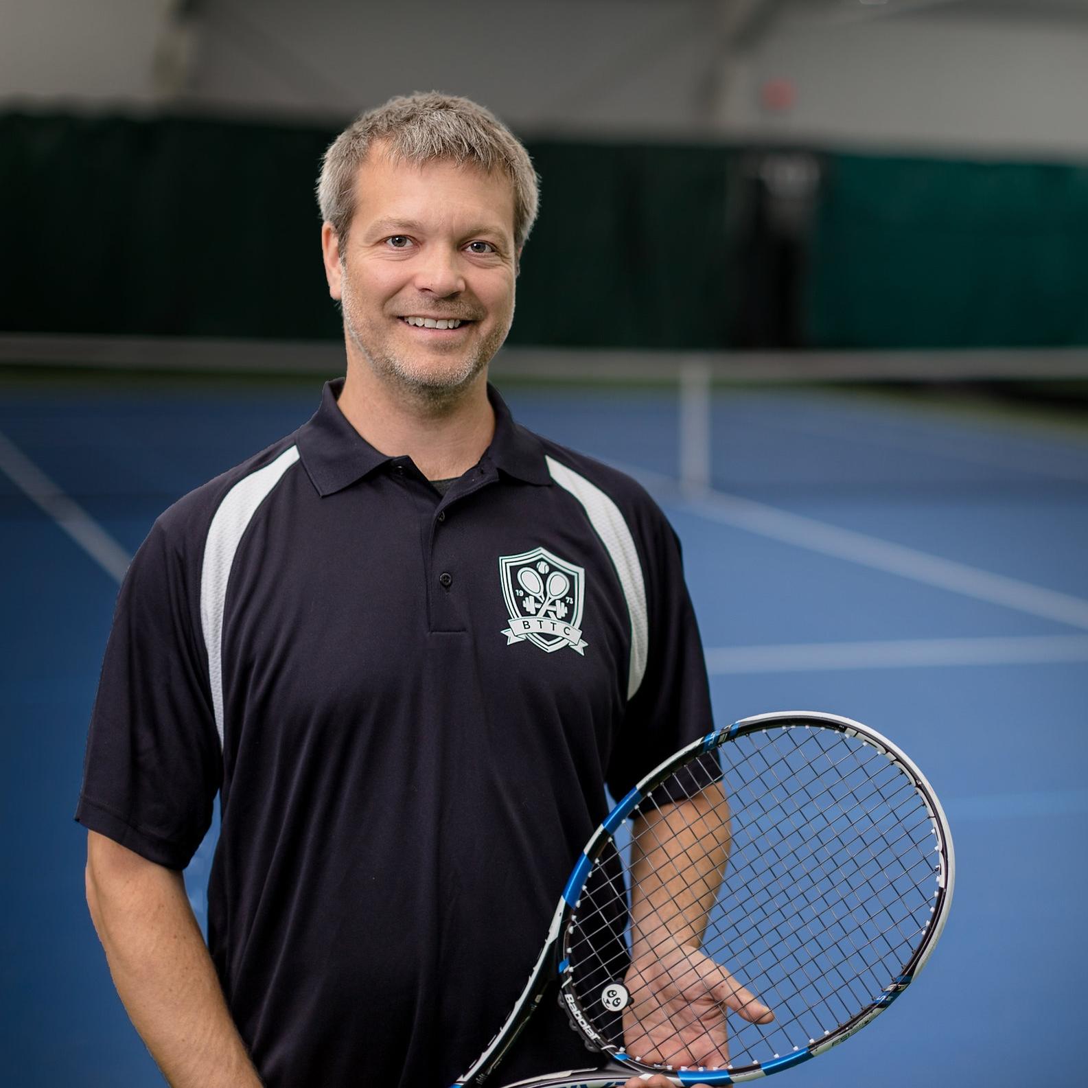 TJ Tipton    BIO   Tennis Professional