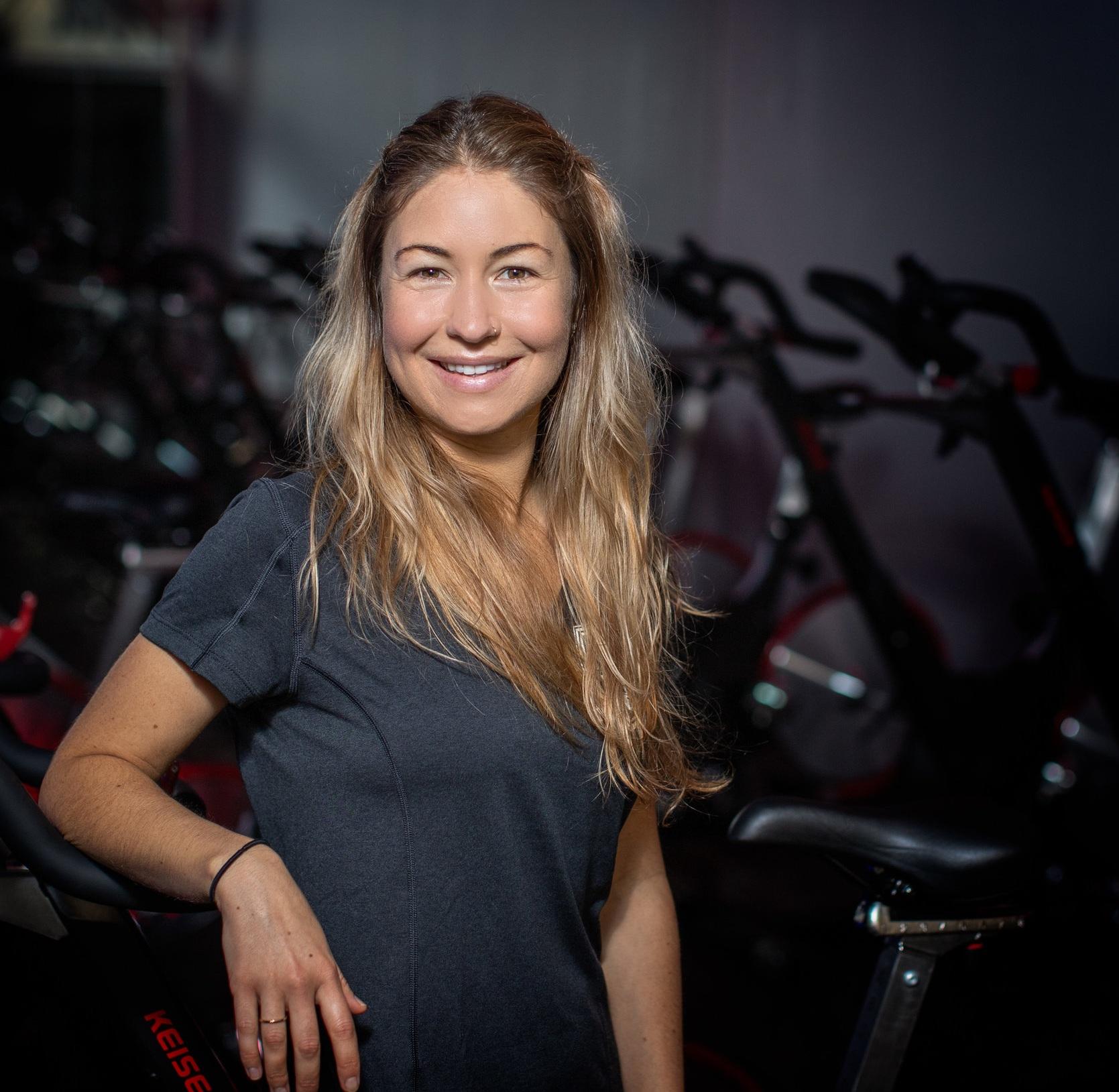 Piper Renard  Ride Instructor