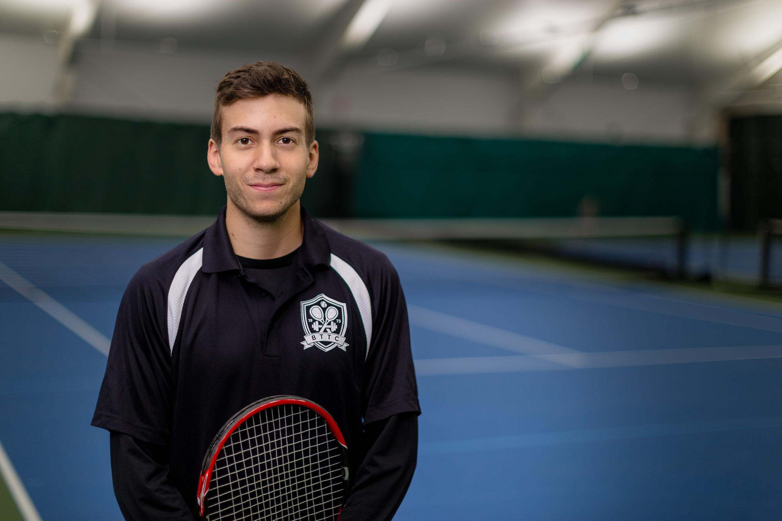BTTC Tennis Pro Griffin Wood