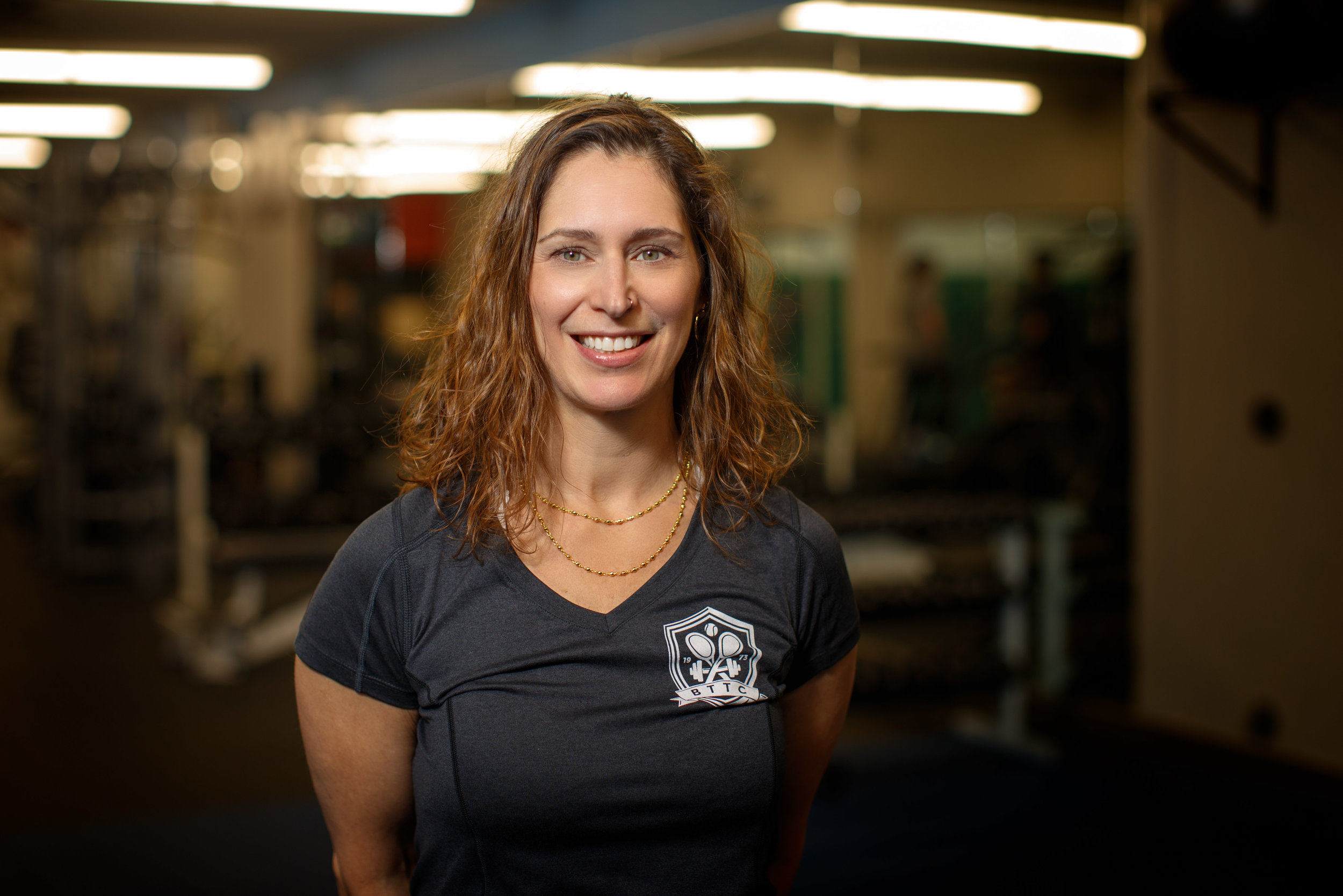 Personal Trainer Roxanne Sailors