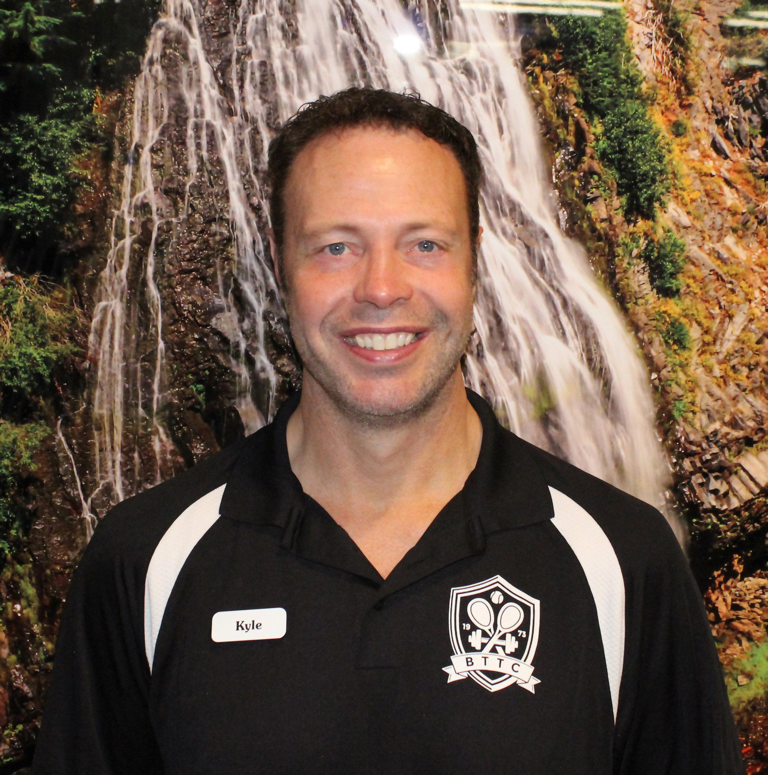 Kyle Sheeley    BIO   Marketing Director