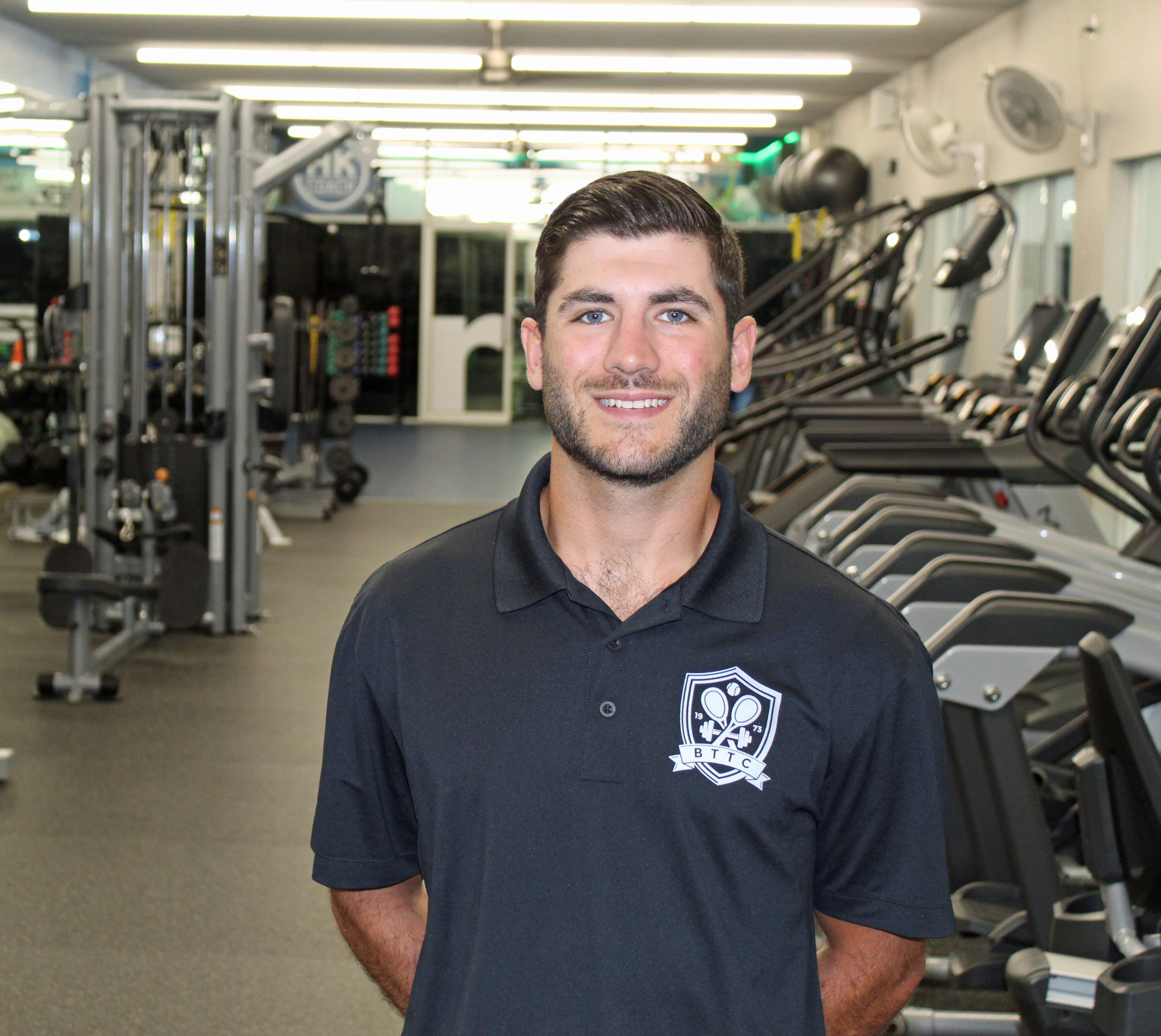 Tyler Budwey    BIO   Fitness Director & Personal Trainer