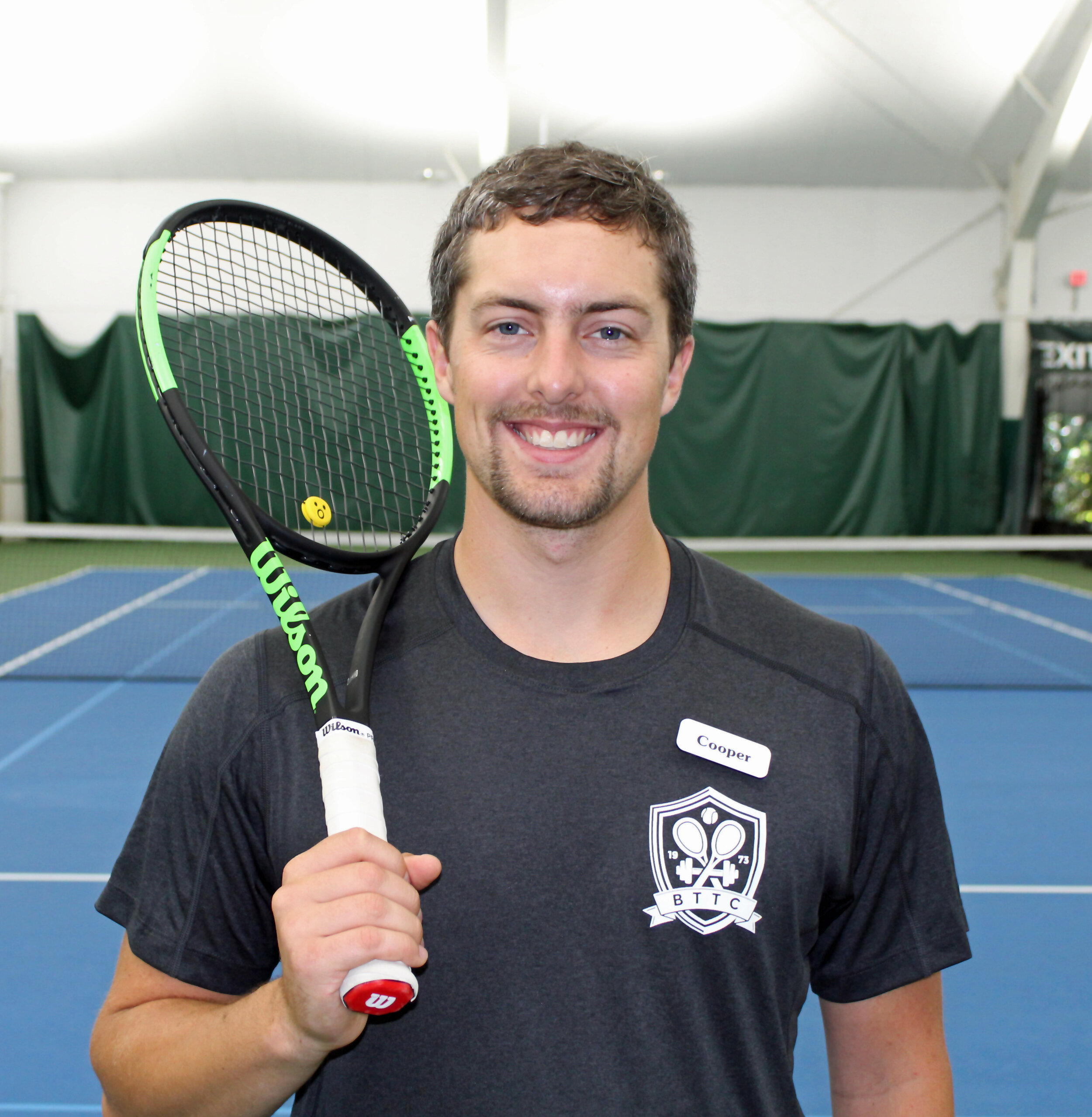 Cooper Anderson  Tennis Professional