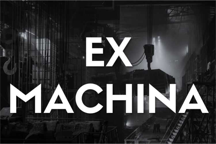 Ex Machina Escape Room Game