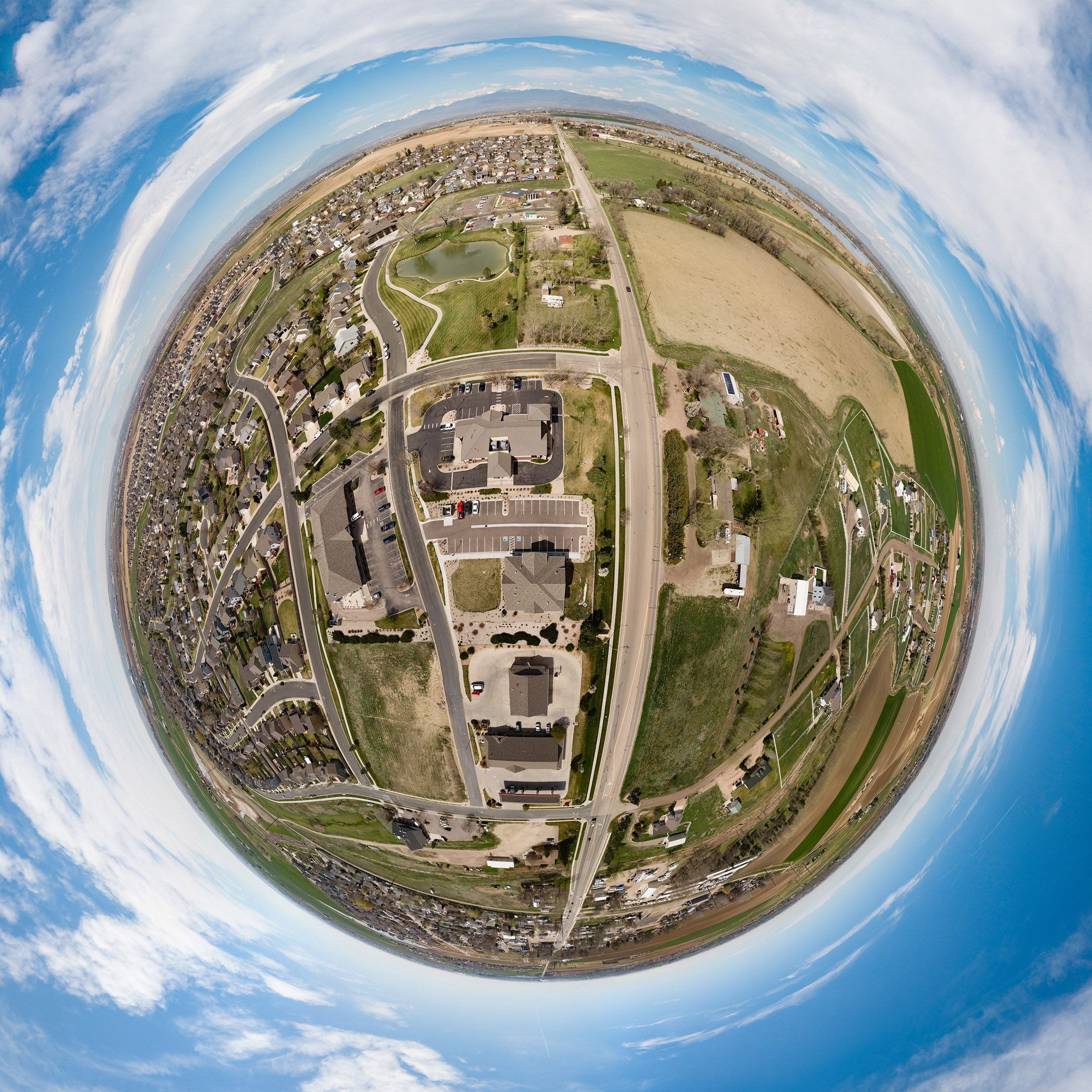 Severance-Dental-Aerial-PANO-0001-Tiny-Planet-Aerial-360-WEB.jpg