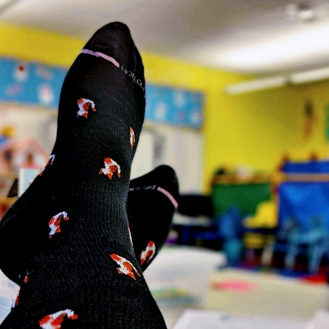 Best compression socks for teachers