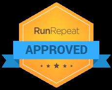 RunRepeat Approved Award