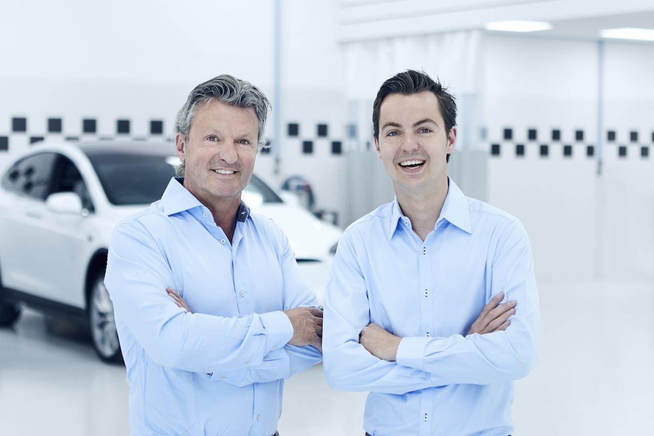 Haans Autoschades - Bart & Robbert Haans