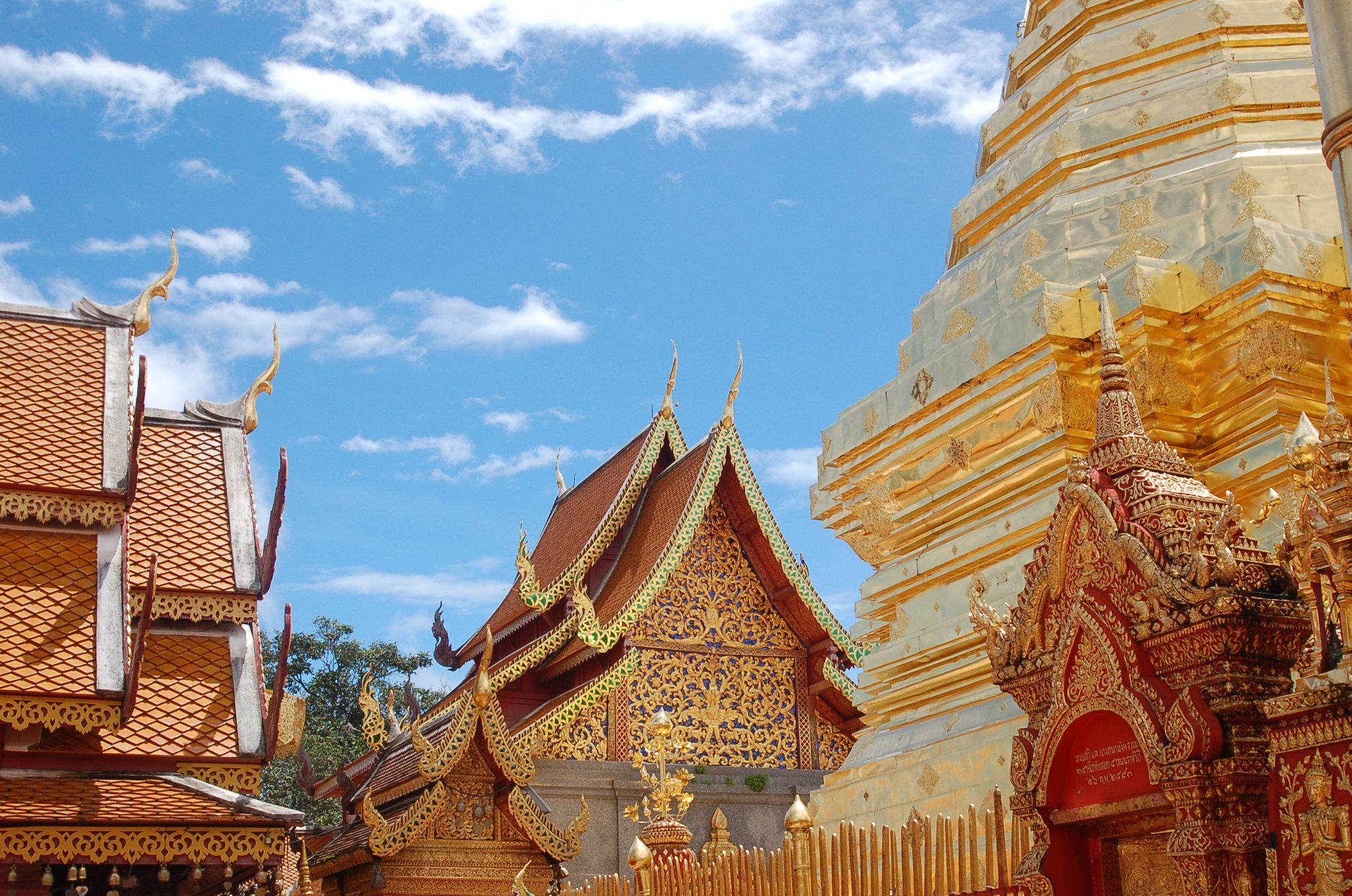 Weekly recap #4    Wat Phra That Doi Suthep