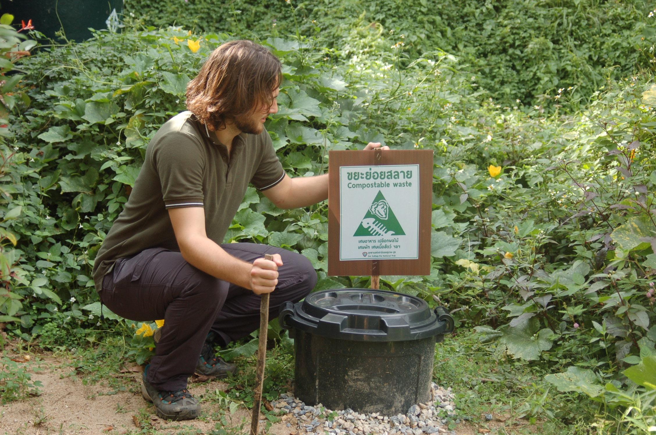 Weekly Recap #5    update on zero-waste project