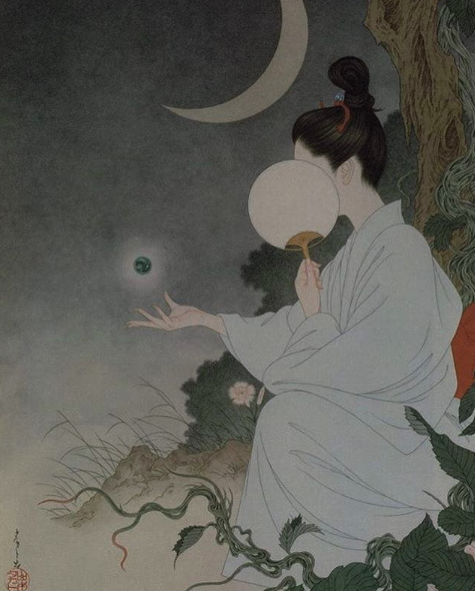 Image via Kyōka Izumik