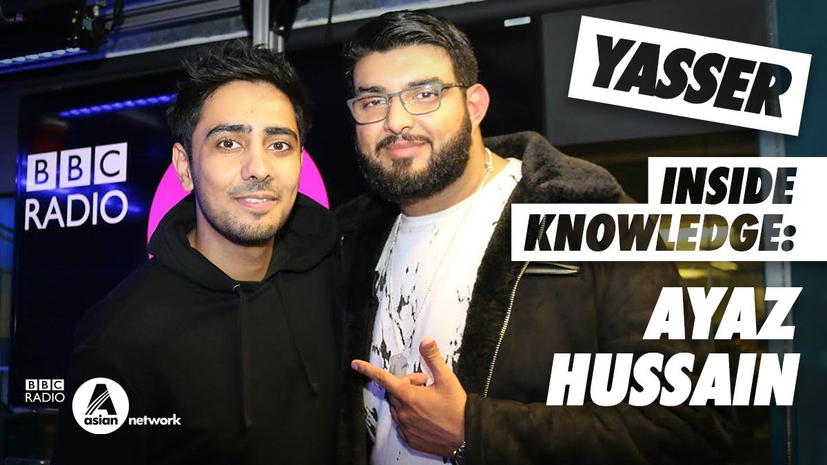 BBC ASIAN NETWORK  Embraced my desi roots on BBC Asian Network with Yasser to share some of the guiding perspectives around music marketing. Press play to learn how to avoid the rookie traps that young artists can easily fall into.
