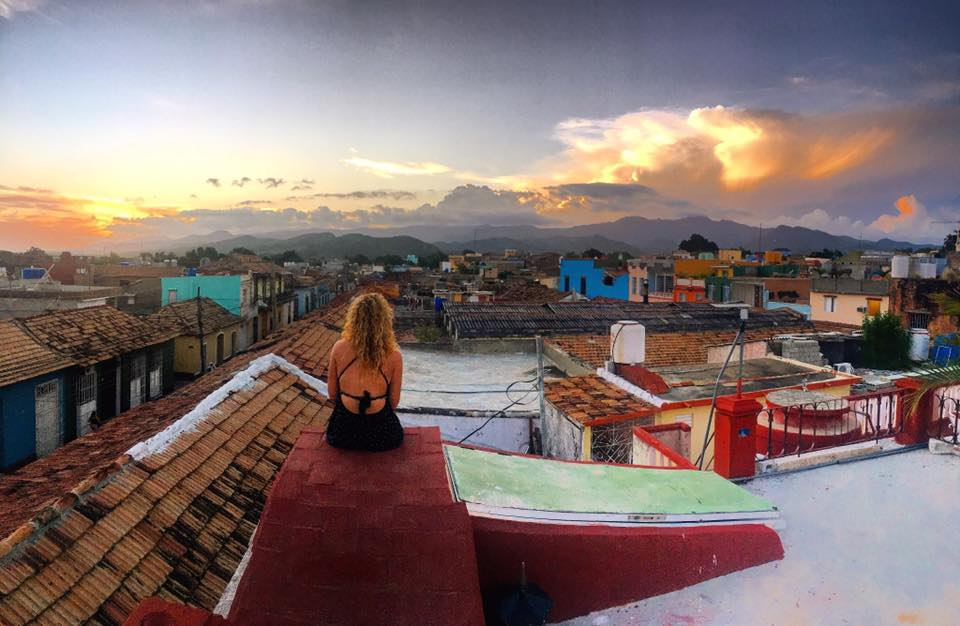 Hostal You and Me terrace | Trinidad, Cuba