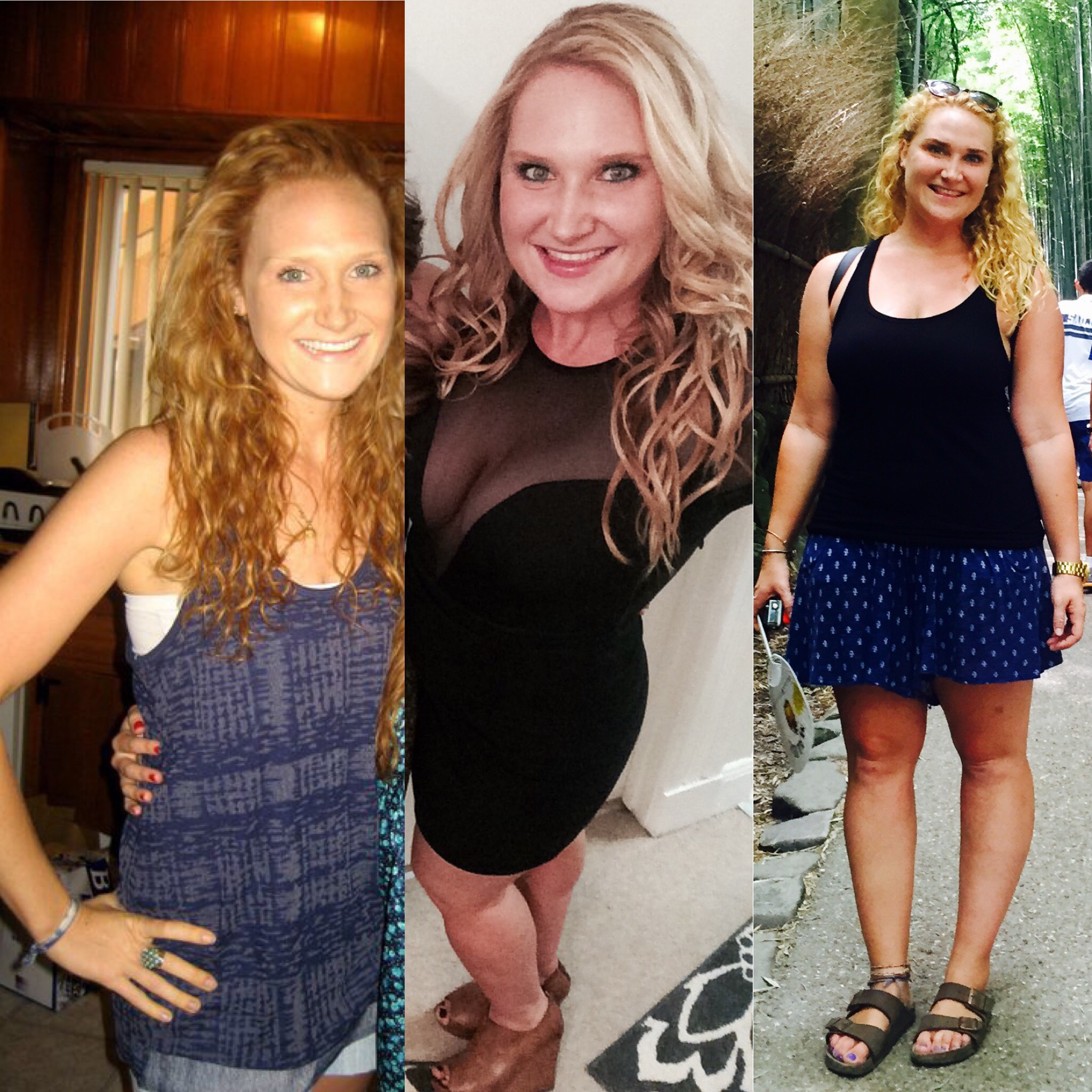 The many phases of an eating disorder...