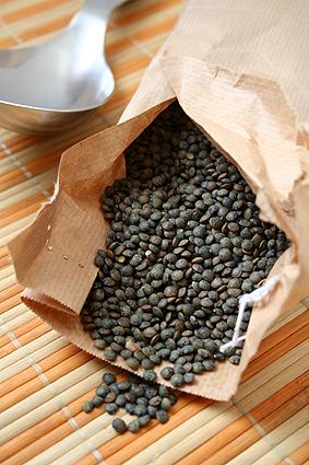 Le Puy lentils.