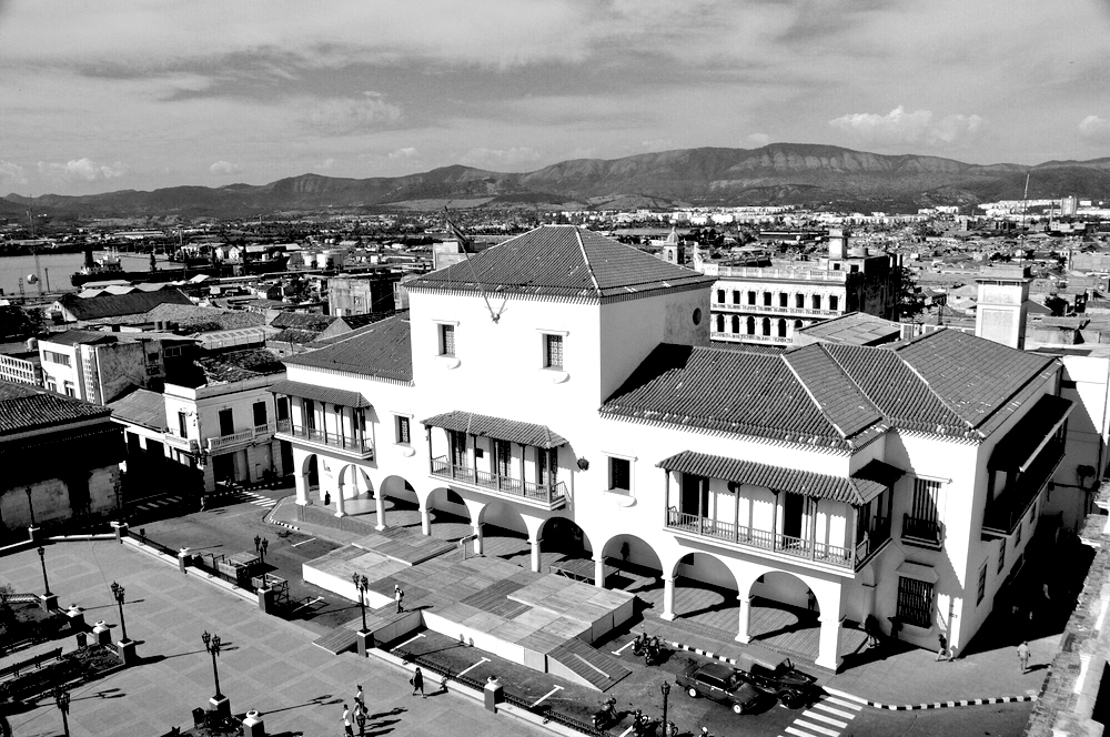 Plaza of La Trinidad, Cuba