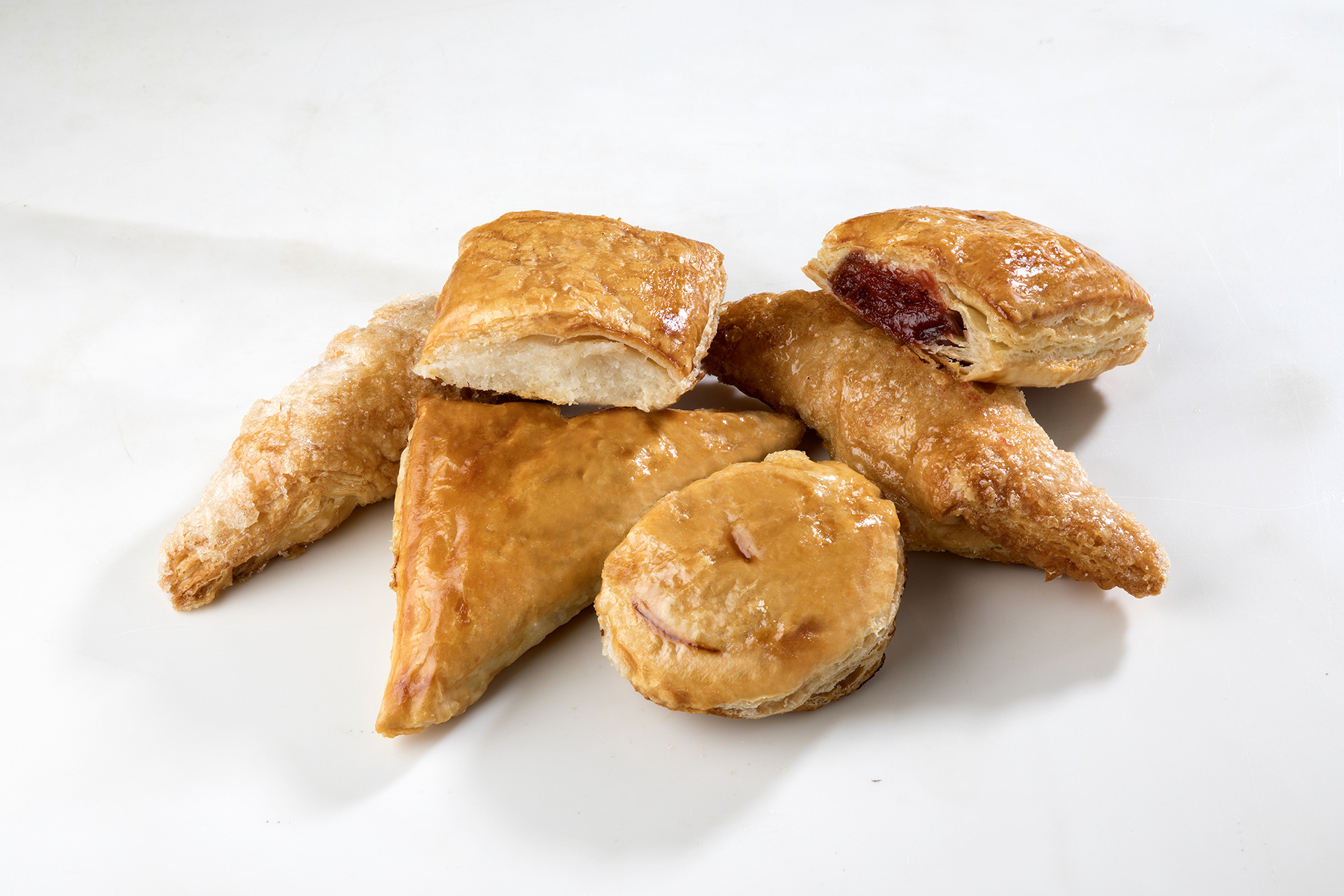 Versailles Bakery guava pastries
