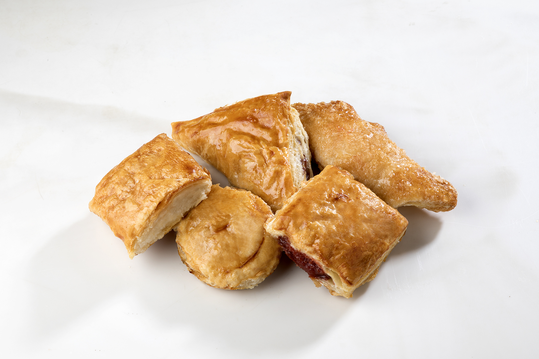 Versailles Bakery guava pastries meddley