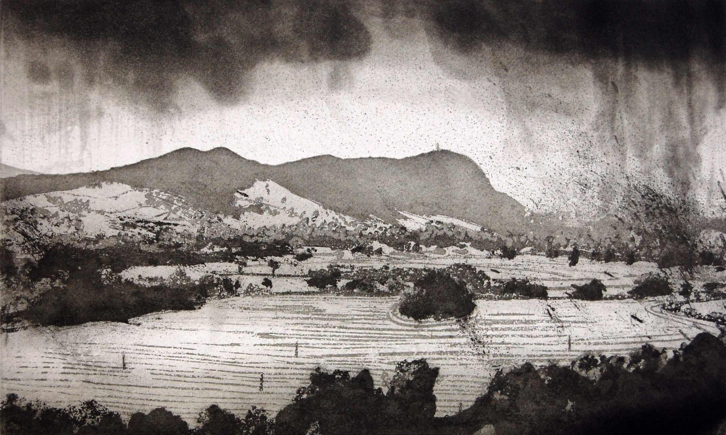 Breidden Hill