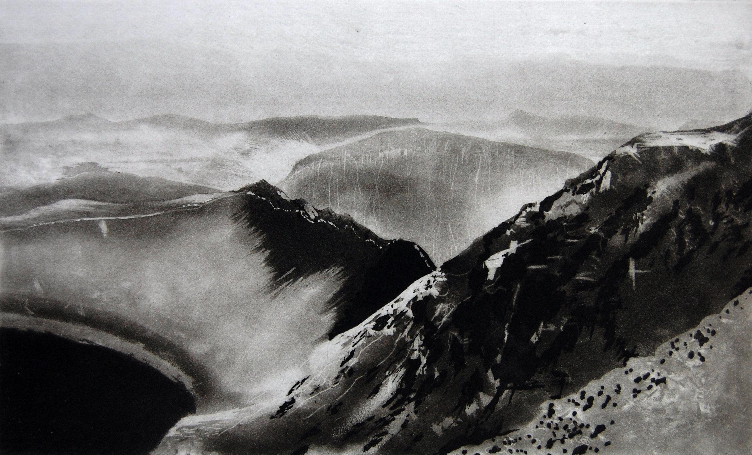 Striding Edge, Helvellyn