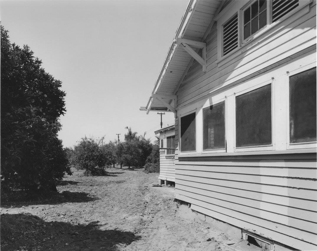Photo courtesy of the Historic American Buildings Survey (HABS) and the Old Orchard Conservancy